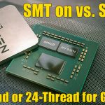 techpowerup: AMD Ryzen 9 3900X, SMT on vs SMT off, vs Intel 9900K