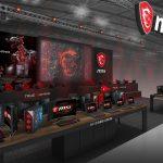 MSI präsentiert neueste Gaming-Hardware auf der GAMESCOM 2019