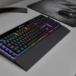 CORSAIR veröffentlicht K57 RGB Wireless Gaming-Tastatur