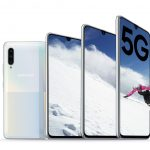 Galaxy A90 5G – mit Highspeed ins mobile Netz