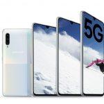 Galaxy A90 5G – mit Highspeed ins mobile Netz
