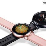 Galaxy Watch Active2 im Handel erhältlich