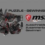 Gewinnspiel mit MSI MPG X570 GAMING PRO CARBON WIFI