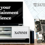 Englisch: BIOSTAR Launches the New Mini-ITX X470NH Motherboard