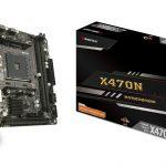 BIOSTAR bringt das neue Mini-ITX X470NH Mainboard auf den Markt