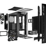 Pure Base 500: Kompaktes und funktionales PC-Gehäuse