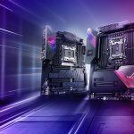 X299 Refresh: Neue ROG X299-Mainboards für Intel Core X-CPUs