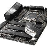 Brandneue X299 Mainboards von MSI unterstützen die Intel Prozessoren der Core-X-Reihe