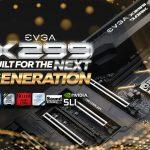 EVGA X299-Mainboards sind für die Intel Core X-Series 10000-Prozessorfamilie konzipiert