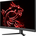 Neue Curved-Gaming- und eSports-Gaming-Monitore im 27-Zoll-Format
