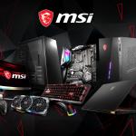 MSI zeigt seine neuen Gaming Produkte auf der Paris Games Week 2019
