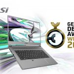 MSI P65 Creator Laptop erhält German Design Award 2020