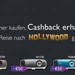 BenQ Beamer-Cashback-Aktion inklusive Verlosung einer Hollywood-Reise