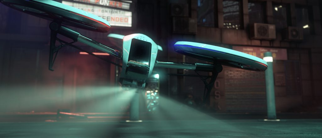 Neon Noir Screenshot