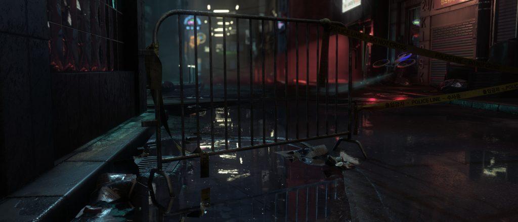 Neon Noir Screenshot 2