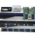 Tyan: Neue Storage-Server-Plattformen basierend auf AMD EPYC™ 7002