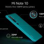 Mi Note 10: Neuer Shootingstar von Xiaomi
