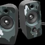 Speedlink stellt mit DAROC, BADOUR und LAVEL drei stylische Stereo-Lautsprecher vor