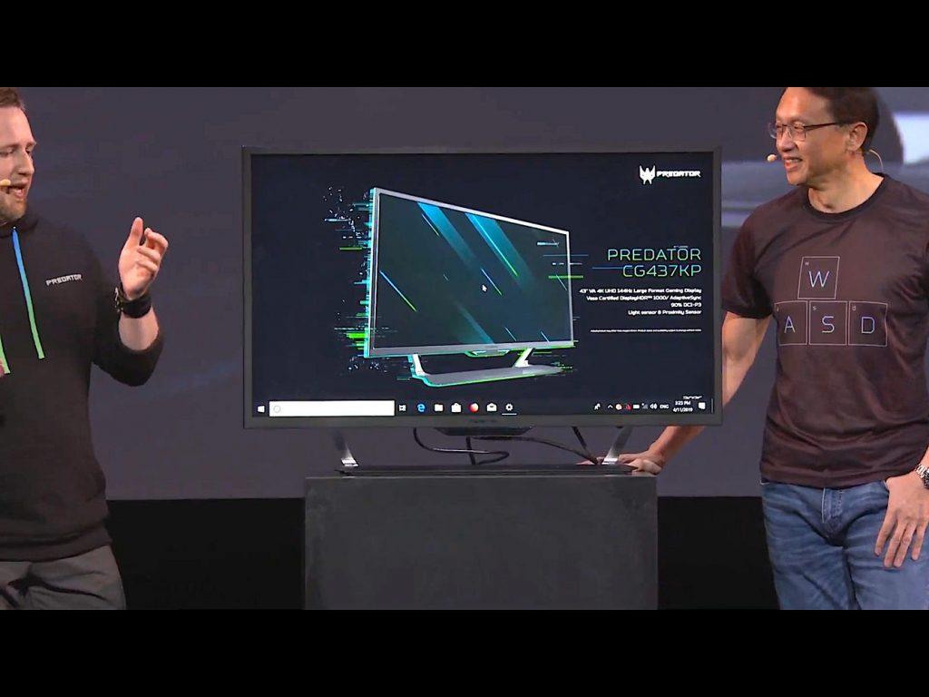 Acer Predator Vorstellung