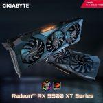 GIGABYTE enthüllt Radeon RX 5500 XT Grafikkarte