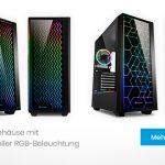 Sharkoon RGB LIT 100 und RGB LIT 200
