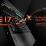 CES 2020: GIGABYTE präsentiert Gaming-Laptops mit mechanischer Tastatur
