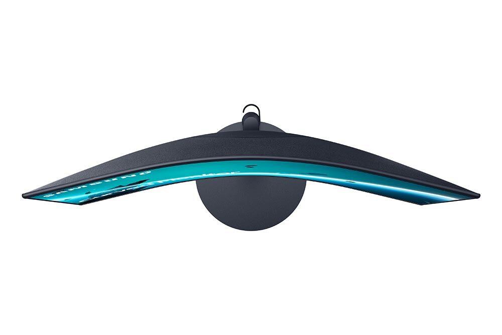 Samsung T55 Series Curvature