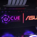 CORSAIR integriert RGB-Steuerung für ASUS Aura Sync-RGB-Motherboards in iCUE-Software