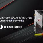 ASRock X570 Phantom Gaming-ITX TB3 erhält offizielle Thunderbolt-Zertifizierung