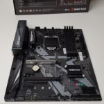 BIOSTAR RACING B365GTA - Genug Power für einen INTEL Core i9-9900K?