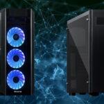 CHIEFTEC präsentiert zwei hochwertige ATX Gaming Modelle mit Stil und Funktionalität