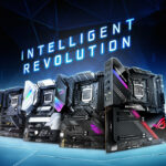 ASUS stellt Z490-Mainboard-Serie vor