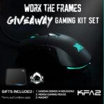 [Beendet]KFA2 Gaming Maus-Bundle Gewinnspiel