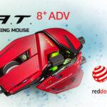 Mad Catz R.A.T. 8+ ADV erhält den Red Dot Award 2020