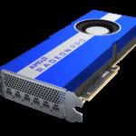 AMDs neue Radeon Pro VII Grafikkarte und Radeon Pro Software Updates