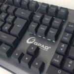 QPAD MK-95 Titel