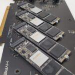 ASUS M.2 x16 GEN 4 CARD - M.2 Erweiterungskarte der 4. Gen im Test
