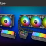 Thermaltake zeigt die Erste AIO Wasser-Kühlung der Welt für CPU und RAM