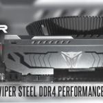Viper Gaming von Patriot™ mit neuen 32 Gigabyte-Modulen und 64 Gigabyte-Speicherkits