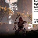 AMD Ryzen 3000: Jetzt im Bundle mit Horizon Zero Dawn PC Edition