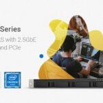 QNAP präsentiert die TS-x53DU Quad-Core 2,5GbE Rackmount NAS Serie mit PCIe Erweiterung