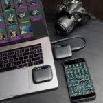 Microns schlanke, neue portable X6 SSD von Crucial bietet schnellen, sofortigen Zugang zu digitalen Inhalten