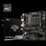 MSI kündigt neue Mainboards mit AMD A520-Chipsatz an