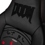 Neu bei Caseking - Der noblechairs HERO Series DOOM Edition Gaming-Stuhl!