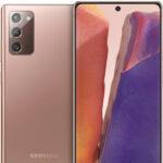 Samsung Galaxy Note 20 (Ultra): Preisanalyse