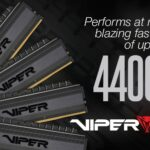 Viper Gaming by Patriot präsentiert neue High-Speed-Kits der Viper 4 Blackout DDR4-Speicherserie