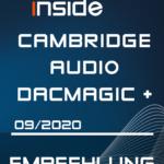 Cambridge Audio DacMagic + AW