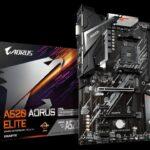 GIGABYTE veröffentlicht neue Motherboards mit AMD A520 Chipsatz