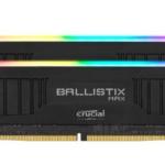 Micron stellt Limited Edition des Crucial Ballistix MAX 5100 Gaming DRAM vor