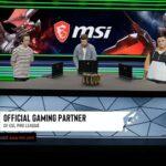 Die ESL Pro League S12 steuert auf ihr schillerndes Finale zu! MSI ruft die Fans weltweit auf, Spaß und Nervenkitzel zu teilen